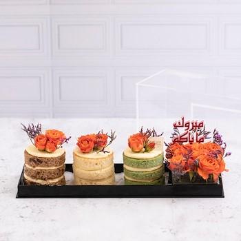 Trio Cake Love