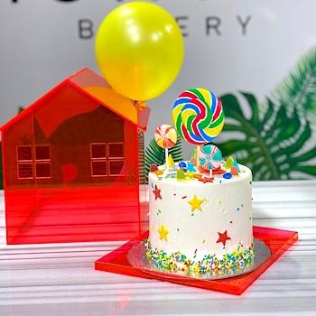 House Cake (Vanilla)