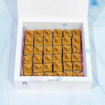 Lotus Cheesecake Bites