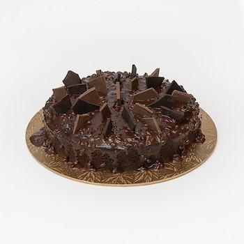 Dark Milk Cake