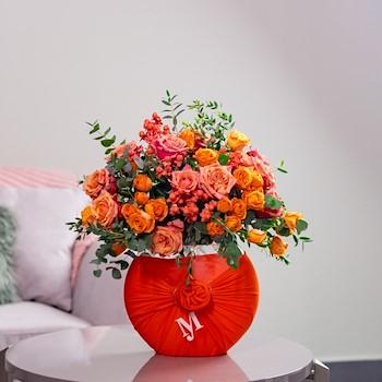 Signature In Orange 1