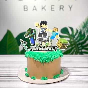 Minecraft Cake 5