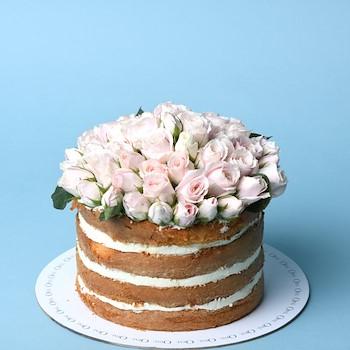 Flower Cake 1