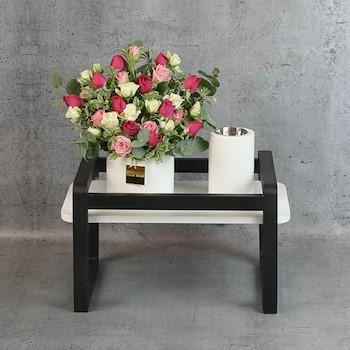 Black & White Table II