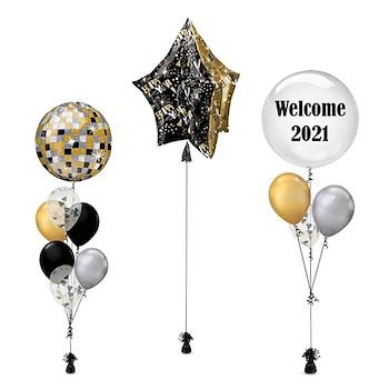 New Year Balloon 2