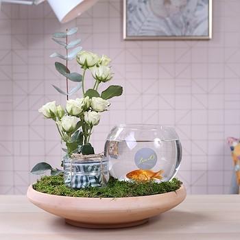 Pottery Bouquet