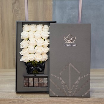 White Blooms V