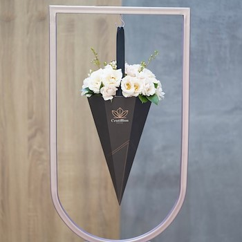 White Signature Bouquet