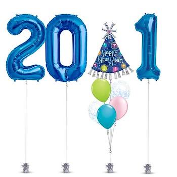 NY Party Balloon
