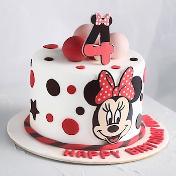 Mini Mouse Cake I