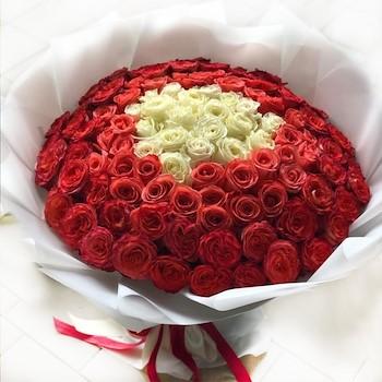Rose Bouquet 100
