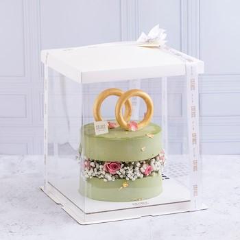 Pastel Ring Cake