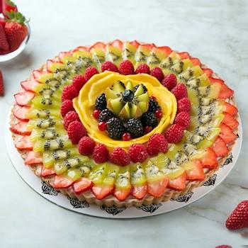 Tootty Fruity Tart