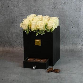 Black Square Box 6