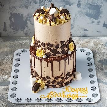 Oreo Sparks Cake