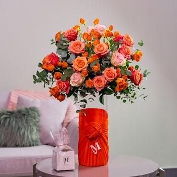 Magnificent In Orange 2