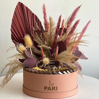 Signature Pink Fan