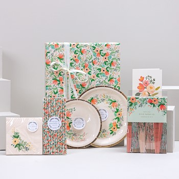 Wildflower Party Goods