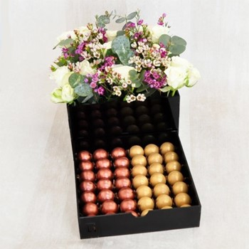Chocolates Box White