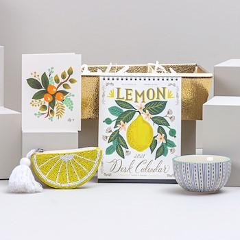 Lemon Gift Set
