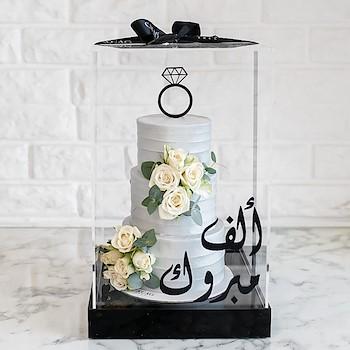 Gray Rubi Cake 4