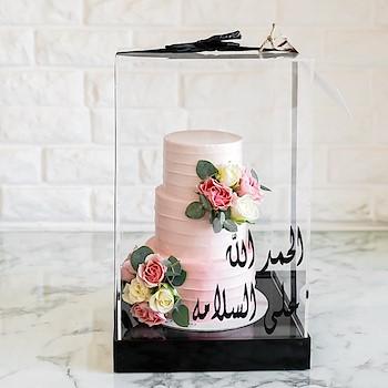 Pink Rubi Cake 3