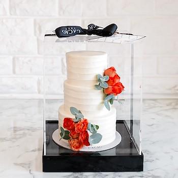 White Rubi Cake 7