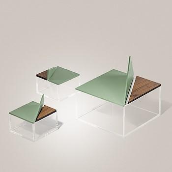 Mirror Box Set (Pistachio)