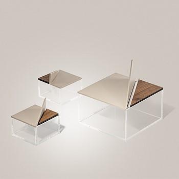 Mirror Box Set (Beige)