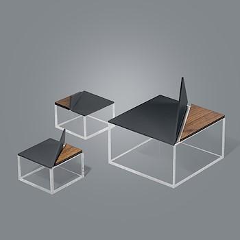 Mirror Box Set (Gray)