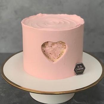 Piece Of My Heart Cake