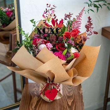 XO Love Bouquet