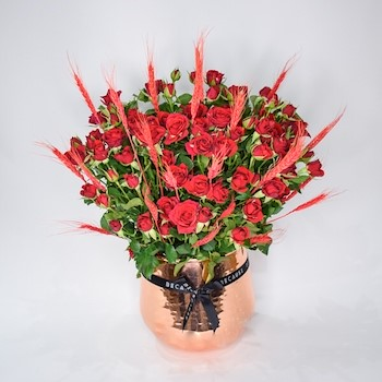 Red Passionate Bouquet