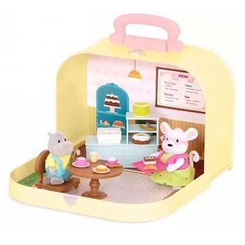 Suitcase Pastry Shop