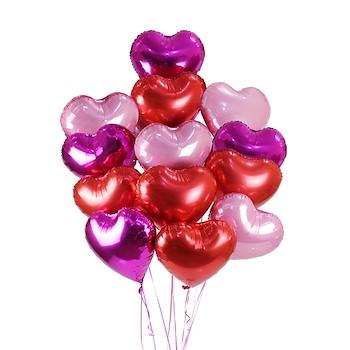 Heart Balloons Bouquet I
