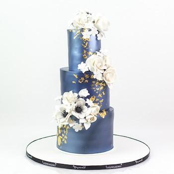 Three Tiered Elegant Cake II