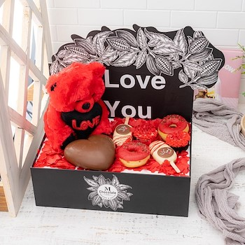 Teddy Boxes
