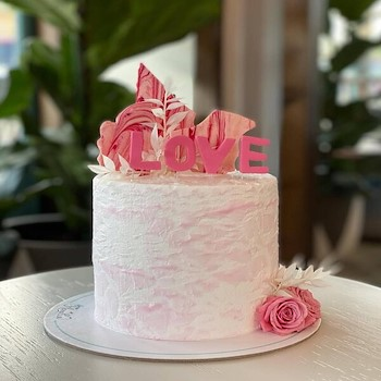 Lace Love Cake