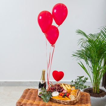 Heart Basket I