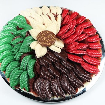Kuwait Choco Leaves