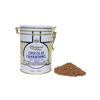 Chocolate Sea-Salt Caramel