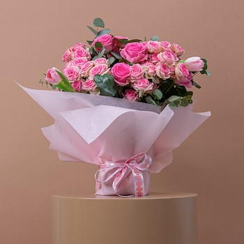 Pink Bouquet 41