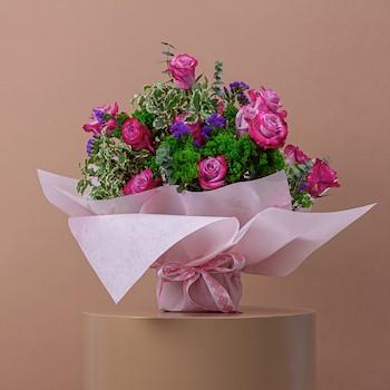 Purple Bouquet 41