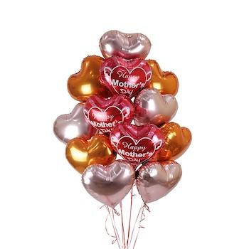 Heart Balloon Bouquet II