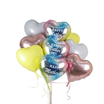 Heart Balloon Bouquet III