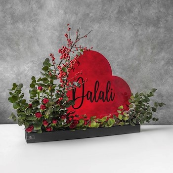Love Tray With Name