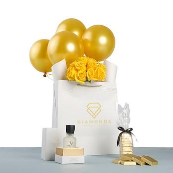 Gold Perfume 1