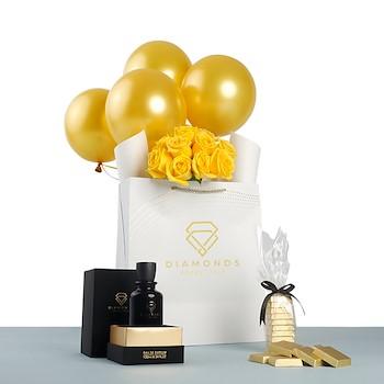 Gold Perfume 3