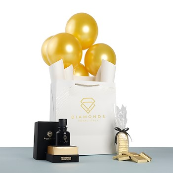 Gold Balloons 4