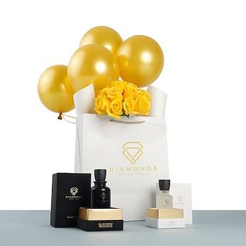 Gold Perfume 7